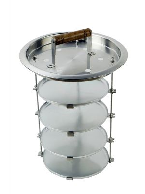 Pizza Kit for Restaurant Tandoor ( 4 Stack )