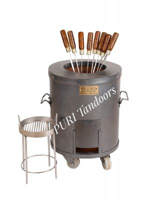 MS1 Deluxe - (Medium Home Tandoori Clay Oven)