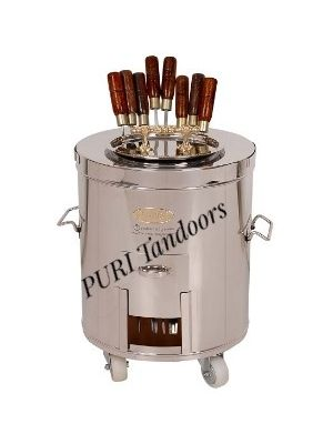 SS2 Standard - (Large Home Tandoori Clay Oven)