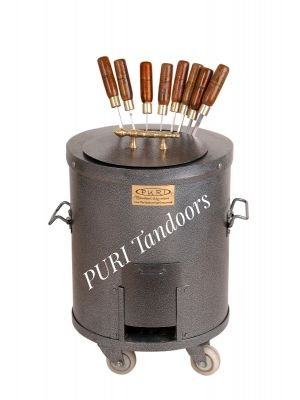 MS1 standard - (Medium Home Tandoori Clay Oven)