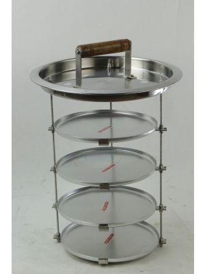 Pizza Kit for Restaurant Tandoor ( 4 Stack )