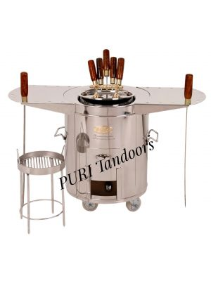 SS2 Ultima - (Large Home Tandoori Clay Oven)